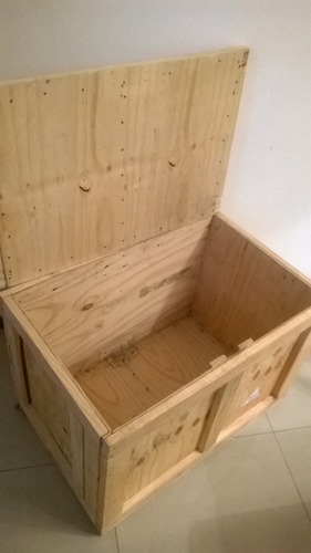 cajon de madera para decorar y guardar de todo