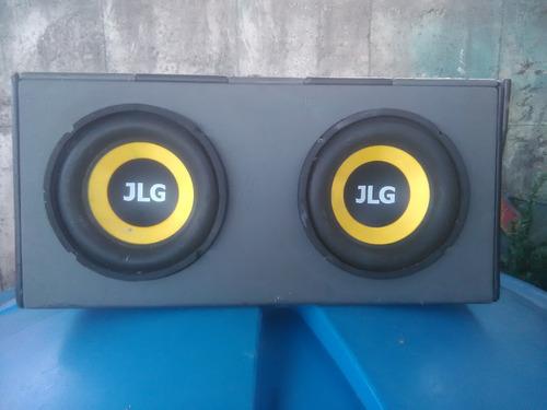 cajon de sonido para vehiculos
