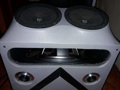 cajon de sonido usado en optimas condiciones