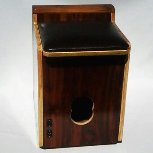 cajón elétrico modelo teka custom - totalmente hand made