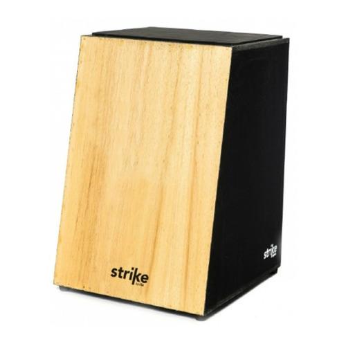 cajon elétrico strike series natural fsa sk-2000