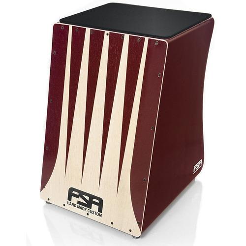 cajon elétrico vinho elite series fsa fe-3303
