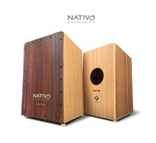 cajón flamenco nativo percusión nueva serie