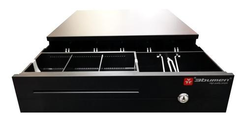 cajon monedero 3bumen metalico apertura automatica her-405