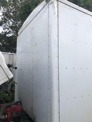 cajón para camión tipo furgón