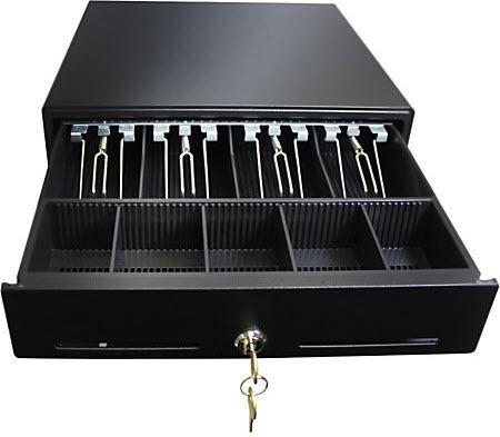 cajón para punto de venta, conexión rj11 apertura automática