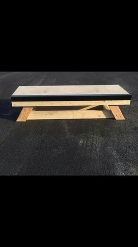 cajon para skate brothers 2mts rigido transportable rampa