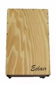 cajon peruano eclair, tapa de pino . envíos