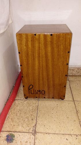 cajón peruano + hi hat de sonajas super oferta $1299