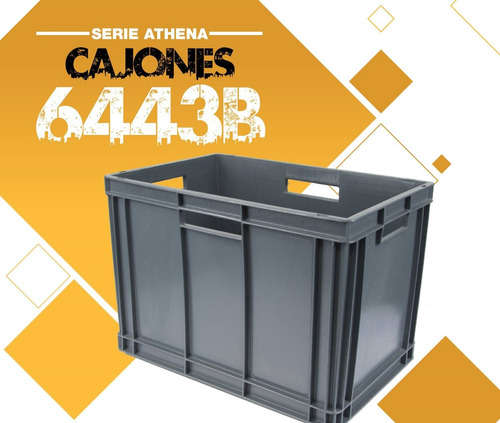 cajon plastico cajones contenedor caja apilable