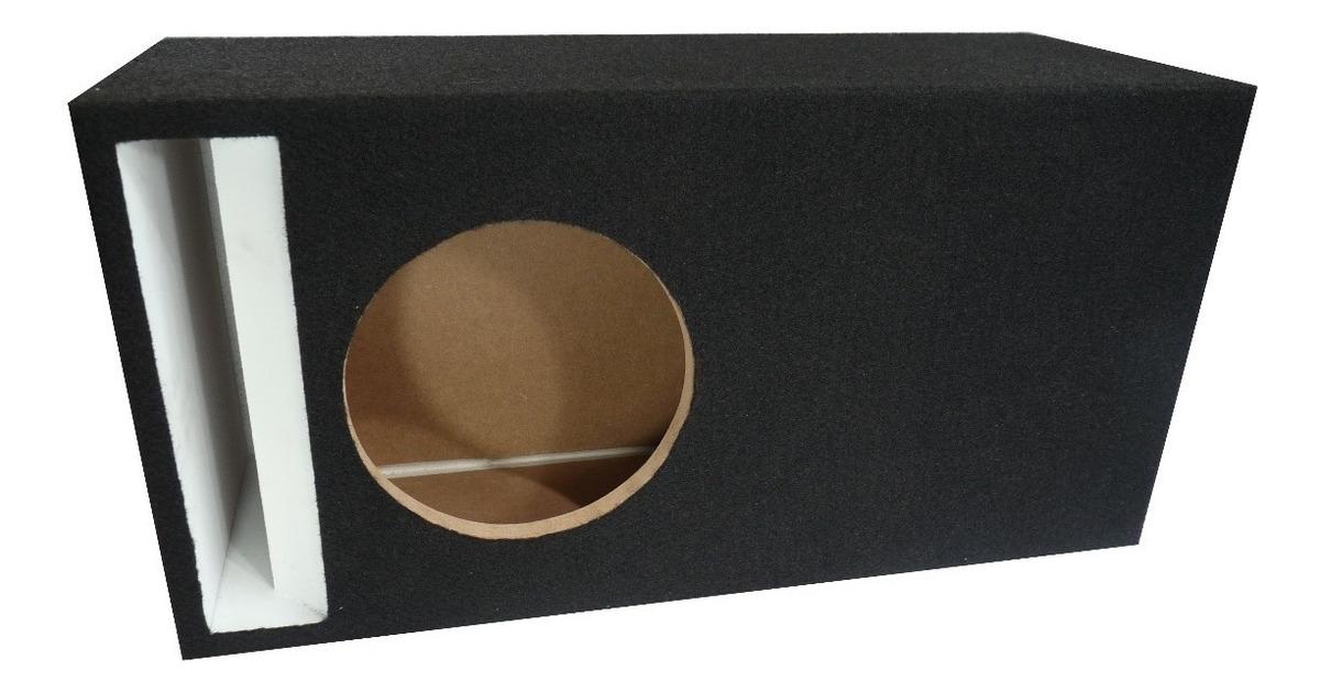 12 pulgadas SUBWOOFER SUB caja 1,25 pie cúbico bajo Caja mismo envío del día
