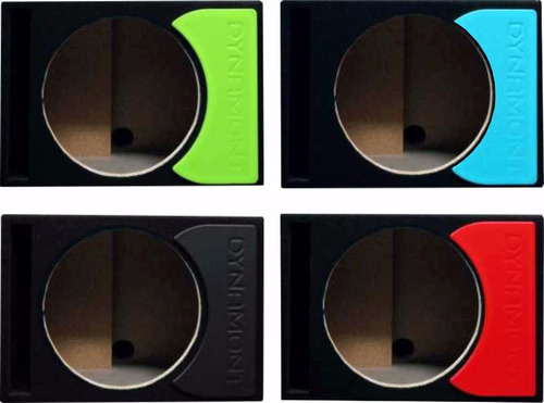 cajon sub woofer 15 dynamont slot colores sintonizado 15