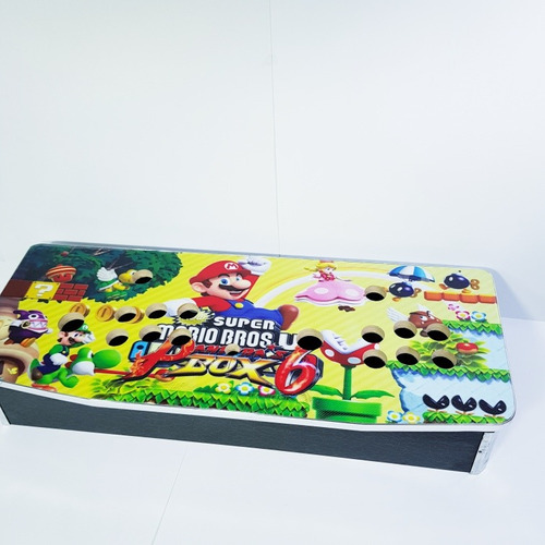 cajon tablero arcade 2 jugadores