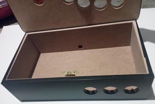 cajón tablero arcade tipo sega, sin botones sin cableado