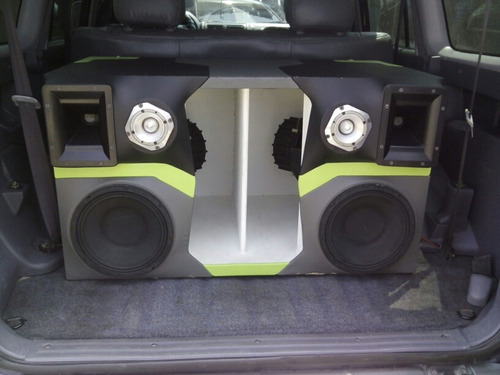 cajón turbo 12