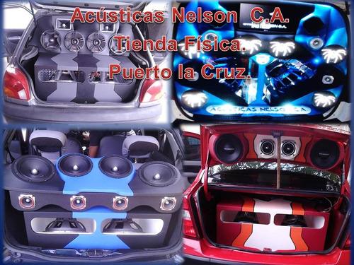 cajón turbo 15
