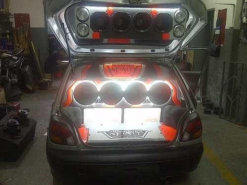 cajon turbo para bajos 15