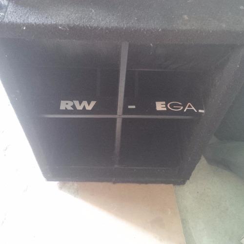 cajon turbo sound con bajo eminence original