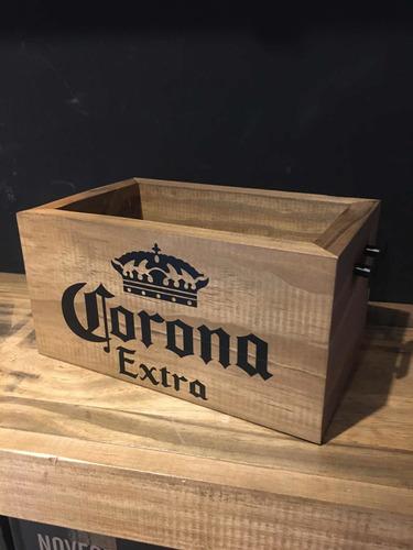cajón vintage corona - pérez tienda -