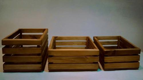 cajoncito de madera decoración