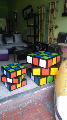 cajonera giratoria tipo cubo rubik