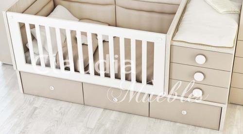 cajones bajo cama