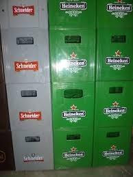 cajones cervezas schneider hnk.casai sin botell por cantidad
