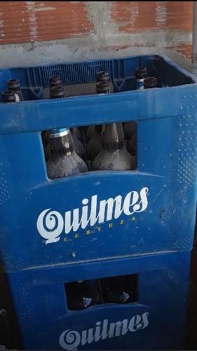 cajones de cerveza quilmes