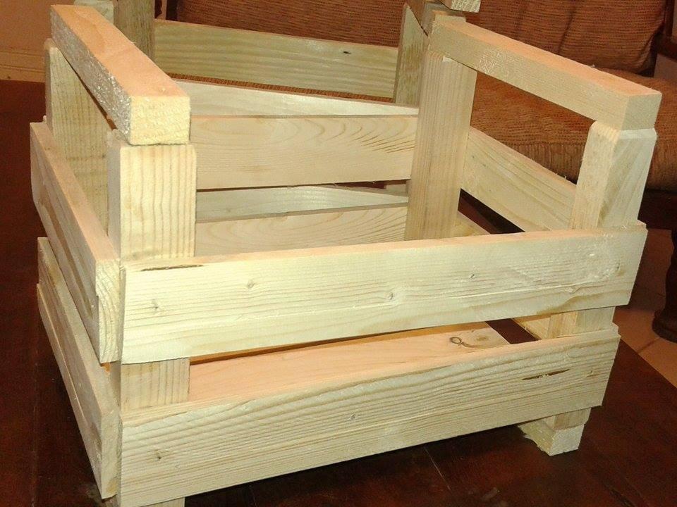 Cajones De Madera Para Decorar - $ 150,00 en Mercado Libre