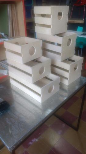 cajones de verduleros,12.5x20x20