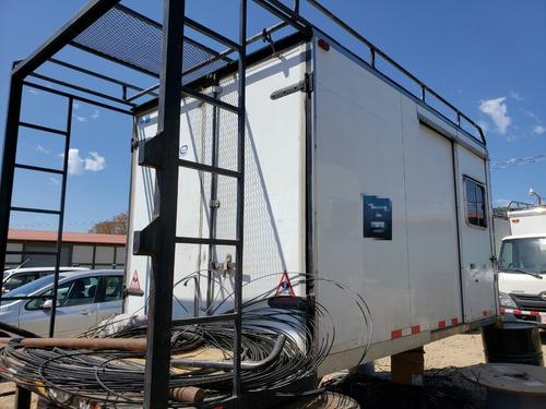 cajones para carga vehiculos hino