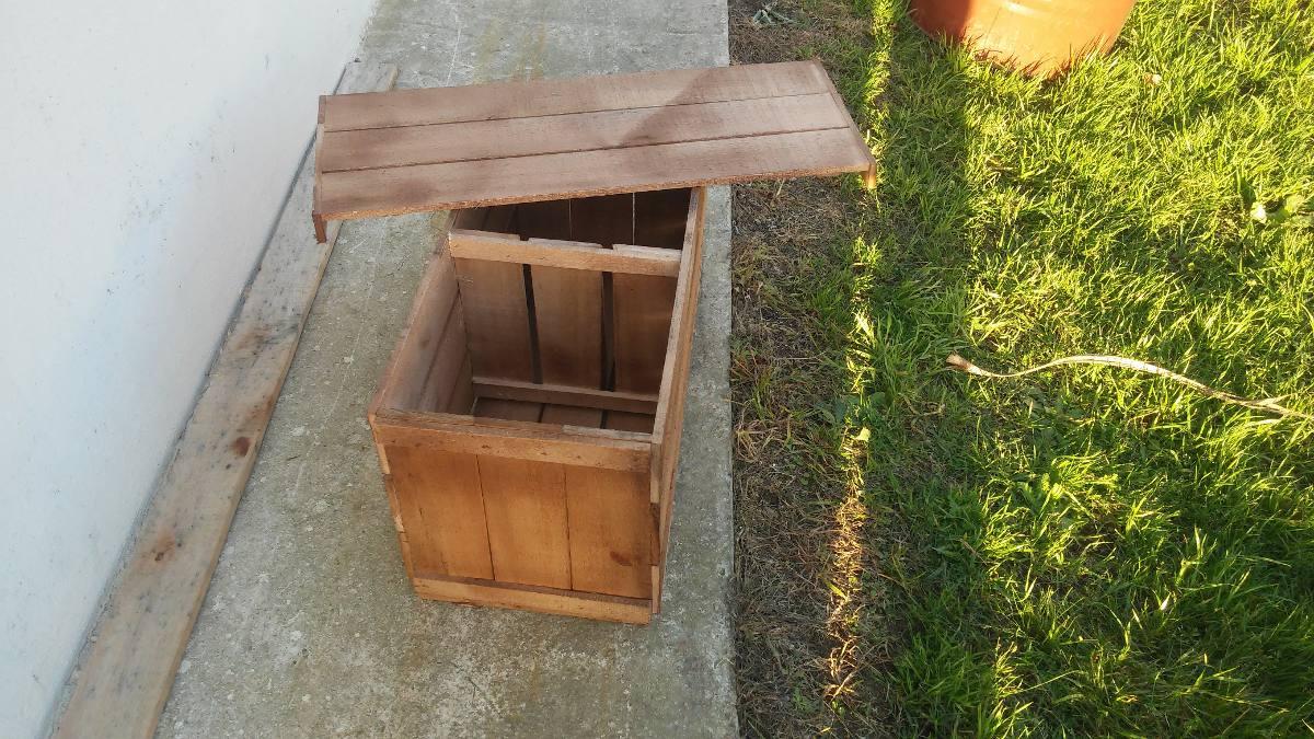 Cajones Para Huevos Lijados Y Pintados 250 00 En Mercado Libre # Muebles Lijados Y Pintados