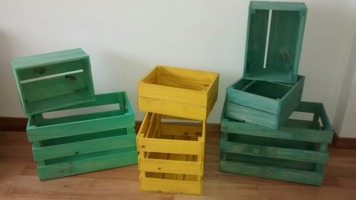 Cajones madera fruta imagen cajas de fruta en infantiles - Cajones de madera para frutas ...