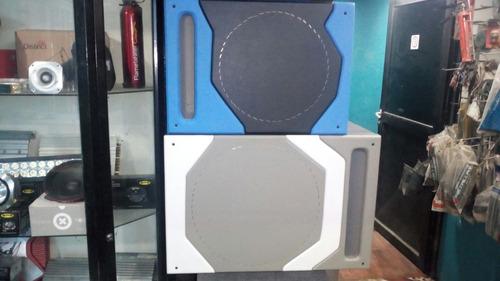 cajones ventilados individuales para bajos 10 12 15 pulgadas