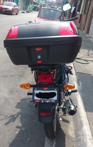 cajuelas para moto