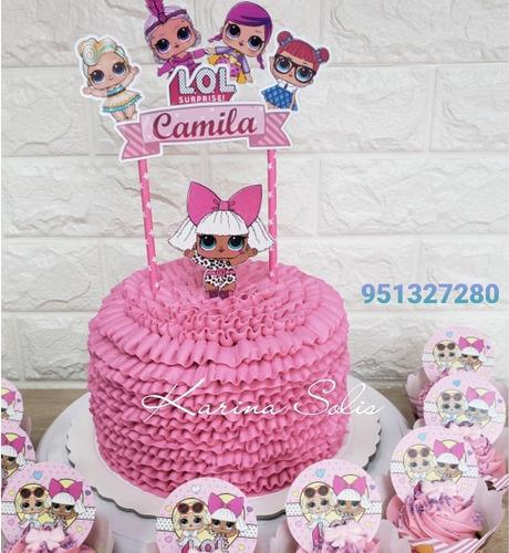 cakes personalizados