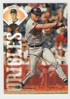 cal ripken jr, leaf 1995