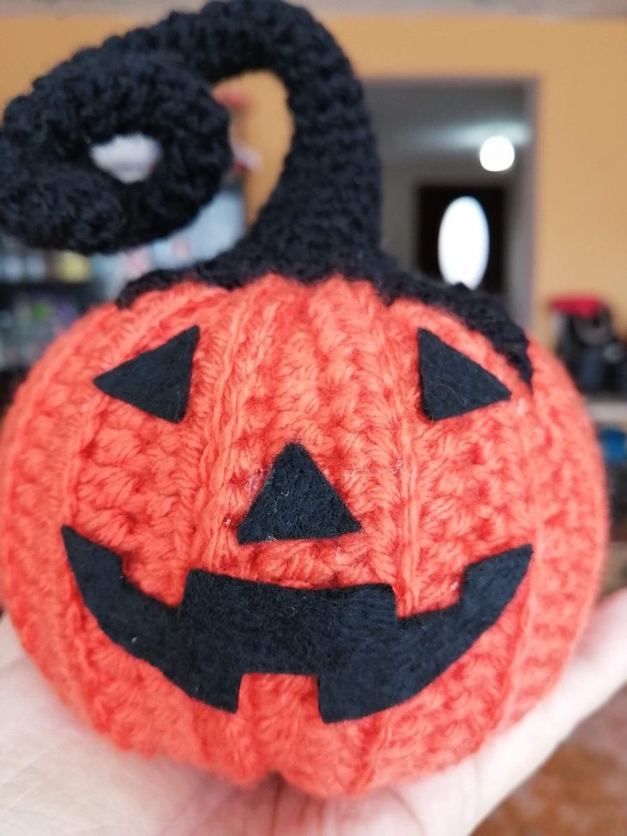 Calabaza de Halloween Amigurumi - Halloween Amigurumi Pumkin - YouTube   1200x900