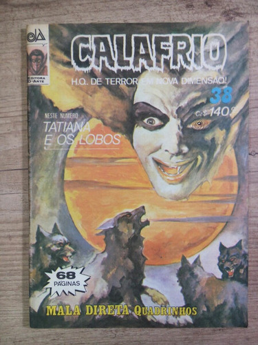calafrio 38
