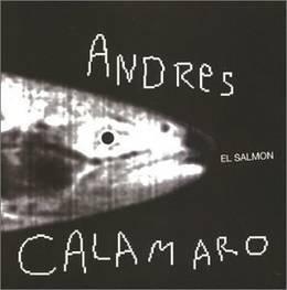 calamaro andres el salmon cd nuevo
