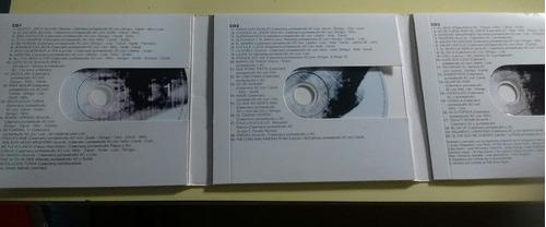 calamaro disco el salmón / box 5 cds formato único colección