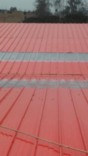 calaminas para techo curvos y rectos