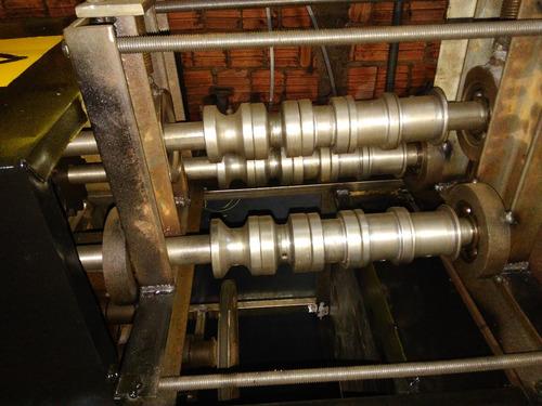 calandra de tubos e metalon