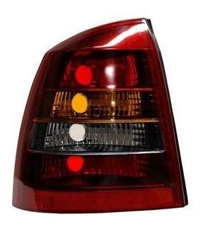 calavera chevrolet astra 00-01 sedan rojo/bco/ambr oscur izq