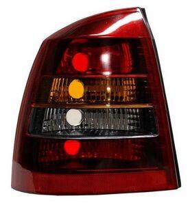 calavera chevrolet astra 02-03 sedan rojo/bco/ambr oscur izq