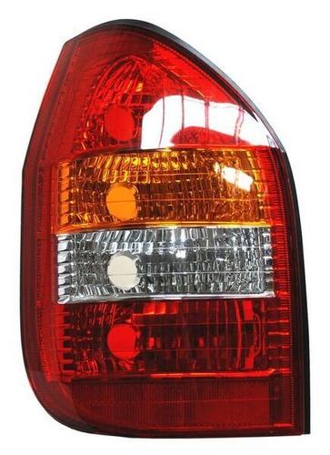 calavera chevrolet zafira 02-03-04 rojo/bco/ambar derecha
