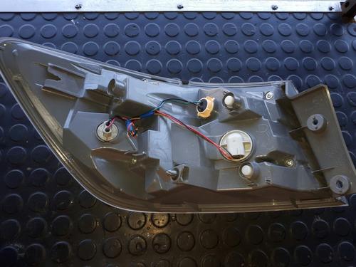 calavera de mazda cx9 derecha copiloto original