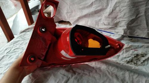 calavera exterior izquierda seat leon 2010-2011-2012