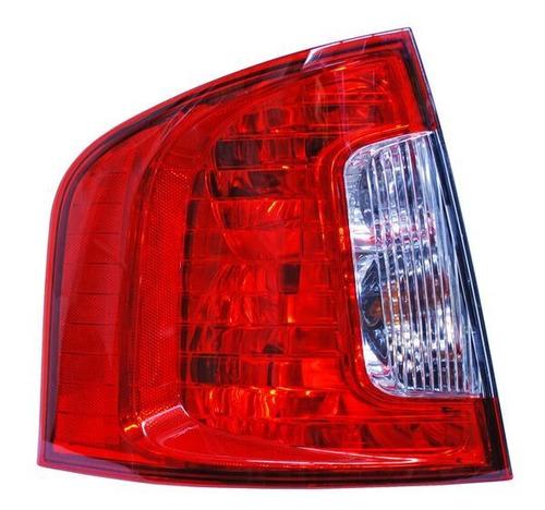calavera ford edge 11-12-13-14 clara izquierda