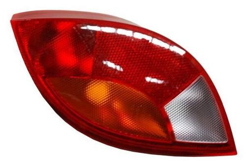 calavera ford ka 2001 rojo/bco/ambar derecha